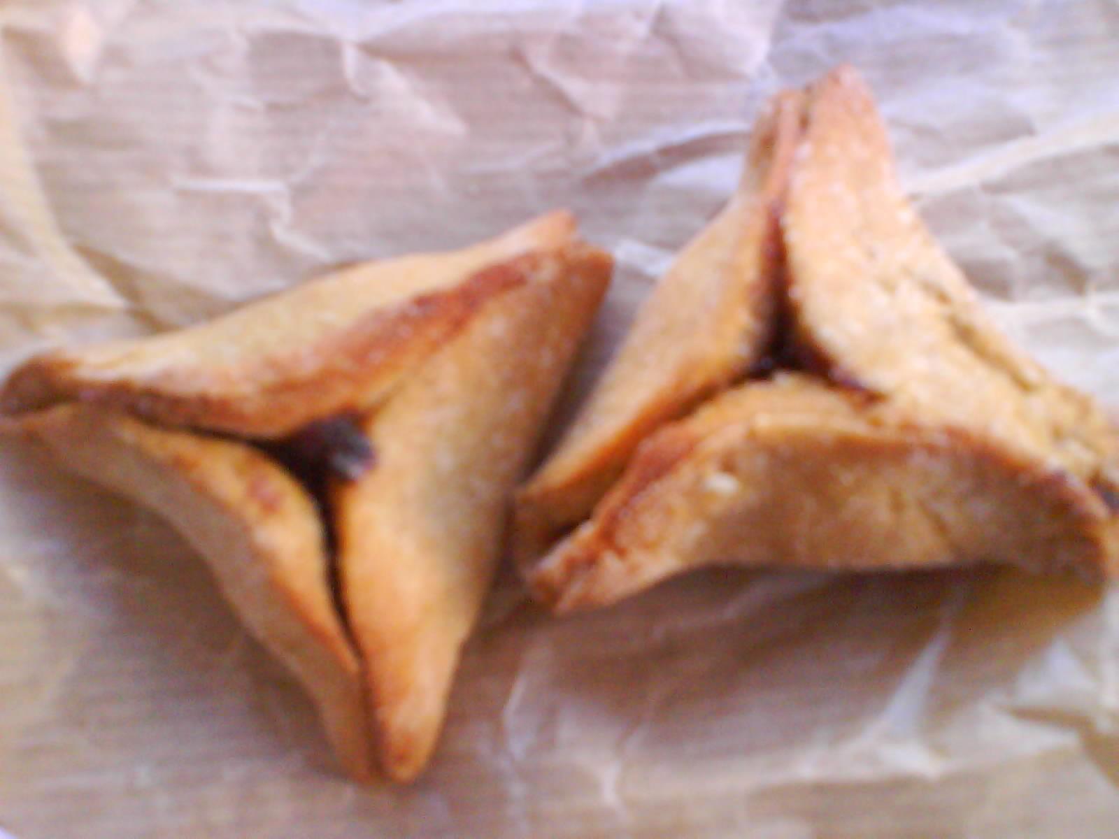Backrezept für Purim: HAMANTASCHEN | hamantaschen